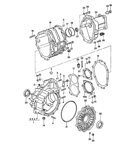 Getting the books porsche 928 manual transmission now is not type of challenging means. Turbo/gt Replacement Transmission Transmission Case Manual ...