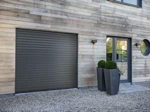 comment choisir sa porte de garage leroy merlin With porte de garage enroulable avec comment regler une porte d entrée pvc