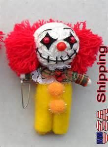 Scary Voodoo Dolls