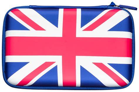 uk flag pattern pu w screen protectors stylus accessories pack uk flag 3dsxlpack3uk bigben bigben en uk f