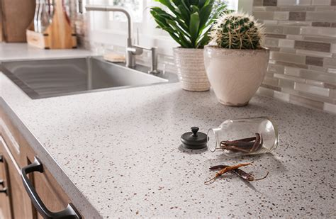 corian countertops durability formica solid surfacing beautifies home spaces