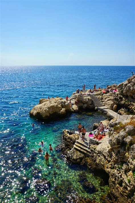 Rovinj Croatia The Perfect Place To Take A Dip In The