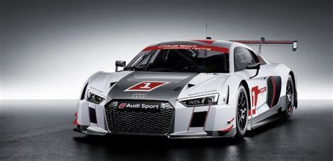Lighter, Safer 2016 Audi R8 Lms Ultra Makes Geneva Debut