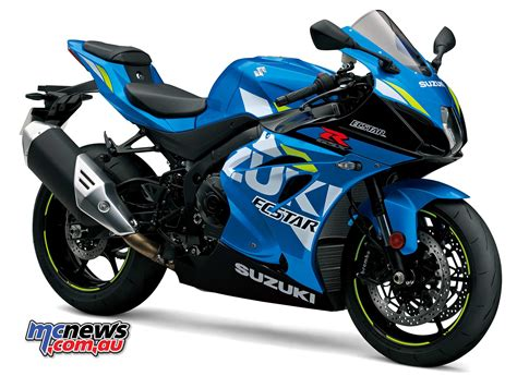 Suzuki R Gsx by 2019 Suzuki Gsx R1000r And Gsx R1000 Minor Tweaks