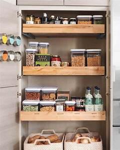 Bocaux à épices : astuce rangement cuisine pour vous faciliter la vie en ~ Teatrodelosmanantiales.com Idées de Décoration