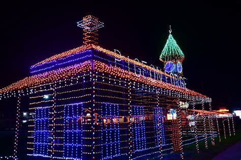 Gatlinburg Lights by Top 5 Winter Attractions In Pigeon Forge And Gatlinburg