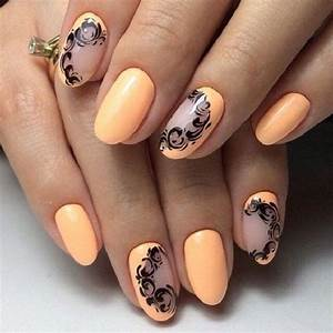 25+ best ideas about Long Oval Nails on Pinterest   Oval acrylic nails Red nails and Oval nails