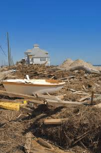 Galveston Texas Hurricane Damage