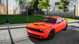 2018 Dodge Challenger SRT Hellcat Widebody 7 Wallpaper