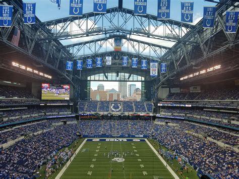 Free Detroit Lions Wallpaper File Lucas Oil Stadium Preseason Colts Game Jpg Wikimedia Commons