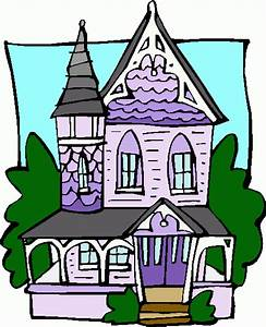 Victorian House Clipart - Clipart Suggest