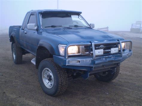 1993 Toyota Tacoma by Berrwerr S 1993 Toyota Tacoma Xtra Cab In