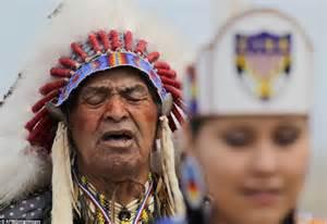 Comanche Indian Ceremony