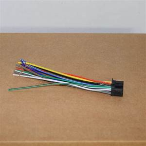 New Wire Harness For Pioneer Mvhs322bt Mvh