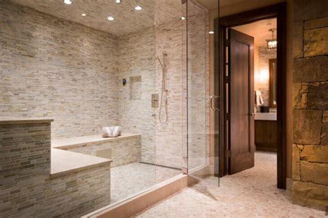 custom steam shower design remodeling cost calculator
