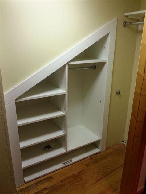 made shape custom closet cabinet by steeldesign