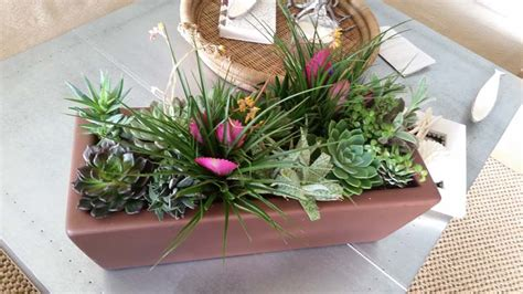 Container Planters Feature Texture And Color That