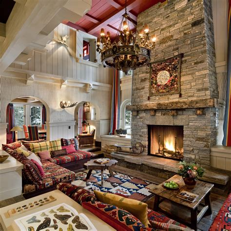 26 Amazing Rustic Country Living Room Furniture Designs
