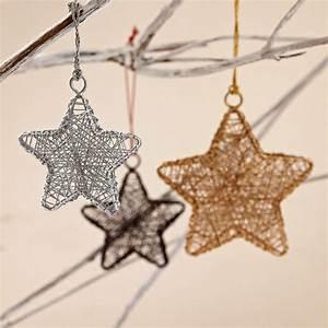 Basteln Draht Weihnachten : weihnachtsdeko mit sternen attraktiven schmuck basteln ~ Whattoseeinmadrid.com Haus und Dekorationen