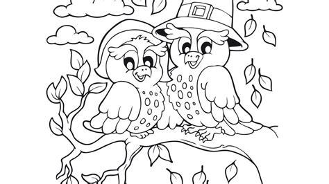 dibujos de otono  colorear  imprimir gratis