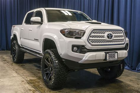 Toyota Tacoma Sport For Sale by Used Lifted 2017 Toyota Tacoma Trd Sport 4x4 Truck For