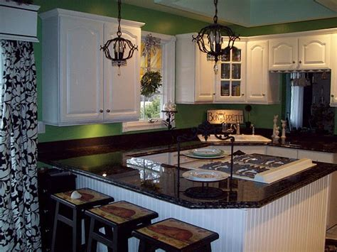 Kitchen Makeover  Painted Formica