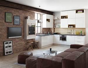 Küche Planen Tipps : kleine k che planen multifunktionale l sungen planungswelten ~ Buech-reservation.com Haus und Dekorationen