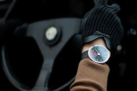 autodromo watches inspired  vintage italian racing cars