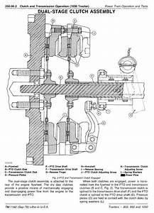 John Deere 1050  850  900hc  950 Utility Tractors