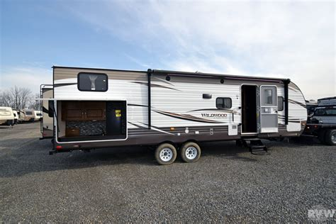2017 Wildwood 30kqbss Travel Trailer By Forest River Vin