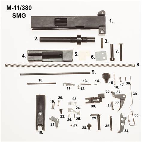 smg individual parts firearm parts accessories gun