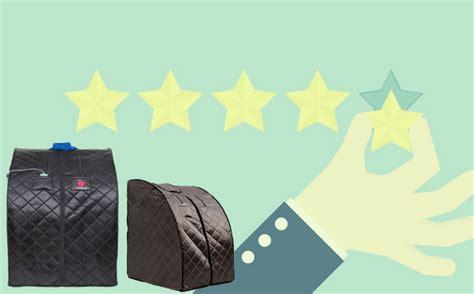 portable testimonials reports consumer sauna ensure health changes extra most