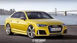 Audi RS4 2016 : deux propositions déjà visibles