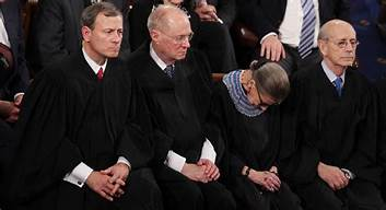 White House Preparing for Ruth Bader Ginsburg's Departure from Supreme Court…