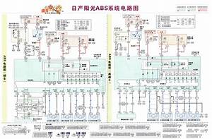 Nissan Sunny Abs System Circuit Diagram