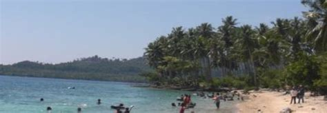 potensi tempat wisata  poso provinsi sulawesi tengah