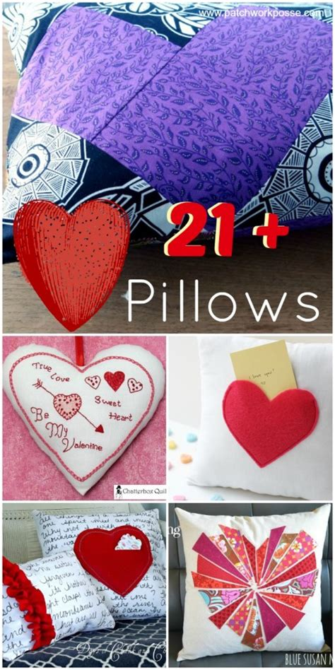 Sewing Valentines Projects