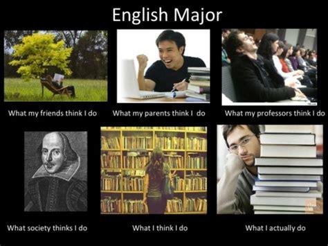 College Major Memes - f ck yeah english major armadillo