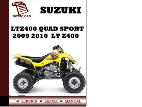 small engine repair manuals free download 1994 suzuki swift head up display suzuki ltz400 quad sport 2009 2010 workshop service repair manual pdf download lt z400 tradebit
