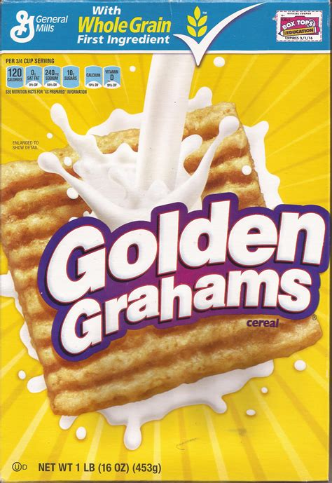 Golden Grahams — Cereal Fix — Cereal News, Reviews, and Blues