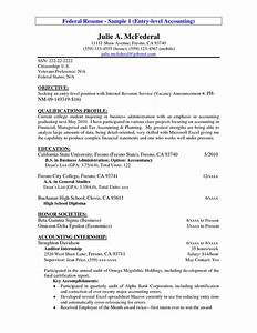 Accounting Resume Objectives Read more