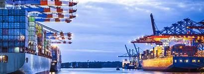 Freight Sea Cargo Shipping Ocean Logistics Port