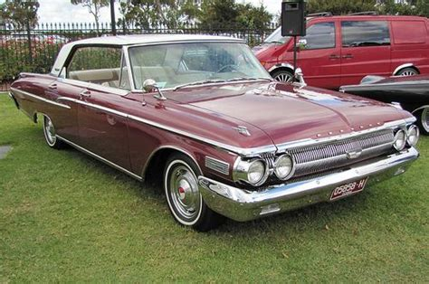 62 Mercury Monterey Custom | Mercury | Pinterest
