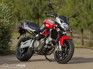 2011 Aprilia Shiver 750 Comparison Photos