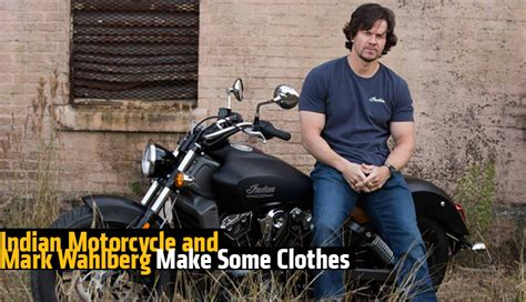 Wahlberg Indian Motorcycle by Wahlberg Testimonial Indian Motorcycle