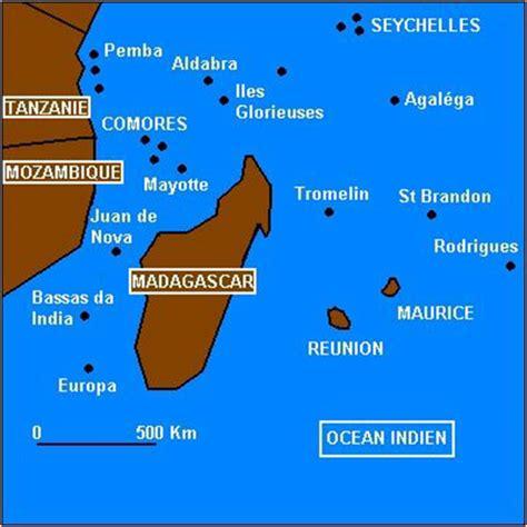 Indien Carte Du Monde by Ile Maurice Voyages Cartes