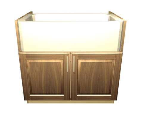 Farm Sink Cabinet by 2 Door Farm Sink Base Cabinet