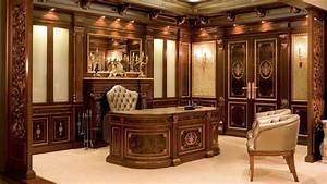 interior office interior cabinet cabinet chair table ...
