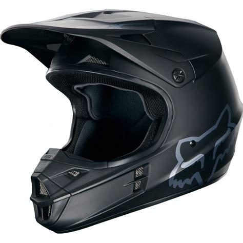 flat black motocross helmet 2018 fox mx v1 motocross helmet matte black 1stmx co uk