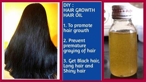 Get Long Hair, Black Hair And Shiny